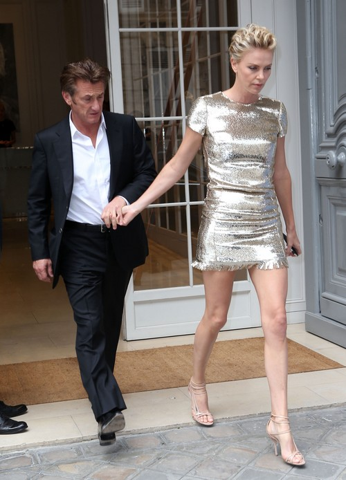Charlize Theron and Sean Penn To Get Married and Adopt Child This Summer (PHOTOS)