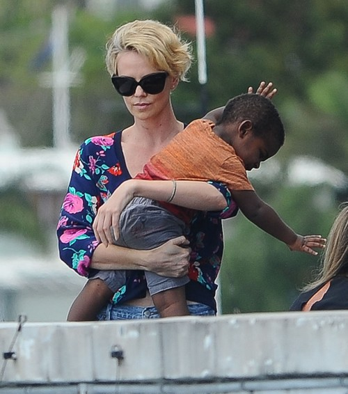 Who Is Hookup Charlize Theron Now