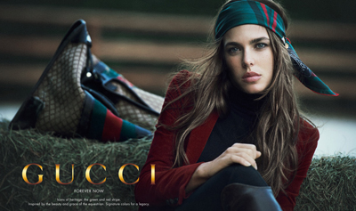 "Is Monaco Royal Charlotte Casiraghi ""Too Smart"" To Be A Model?"