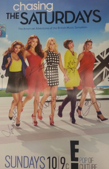 CDL Giveaway: Enter to Win an Awesome 'Chasing the Saturdays' Prize Pack!