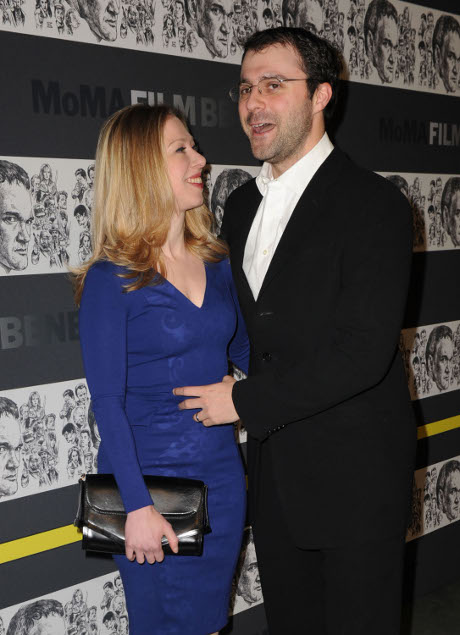 Chelsea Clinton IVF Twins: A Quest for Pregnancy After Mother Hillary Clinton's Brush With Death