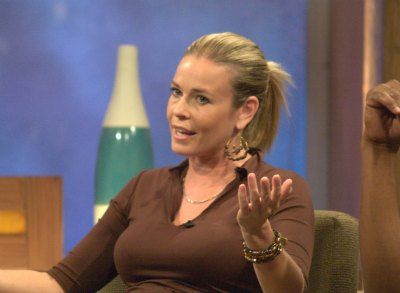 Chelsea Handler Talks About Angelina Jolie Again