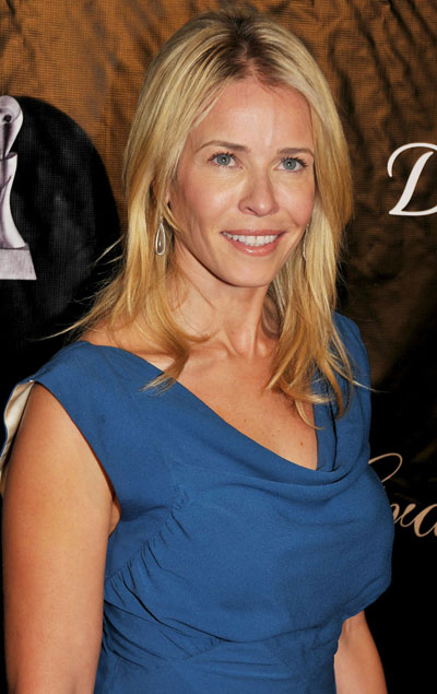 Chelsea Handler Breaks Up With Her One True Love, Booze