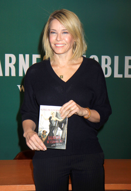 Chelsea Handler's Racist Jokes Land Her In Hot Water: What Does This Mean For Her Career?