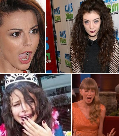 "Cher Lloyd Supports Selena Gomez: Calls Lorde a ""Knob"" - Feminism Debated By Pop Stars"