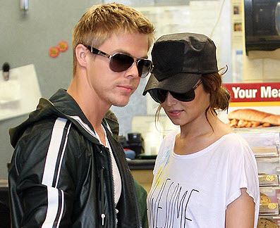 Is Cheryl Cole Moving In With DWTS Dancer Derek Hough?