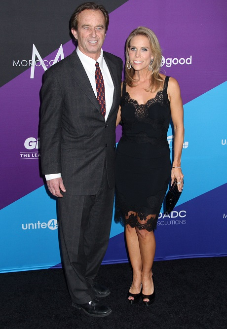 Cheryl Hines And Robert F. Kennedy Jr. Married Already In Private, Top Secret Ceremony!