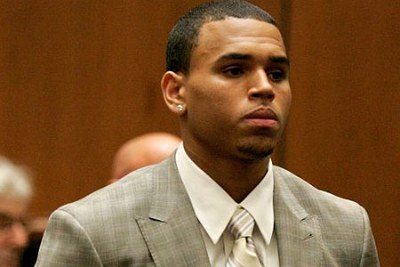 Chris Brown To Work With Anti-Violence Charity