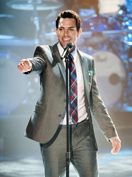 Chris Mann The Voice 'Song Name' Performance Video 5/7/12