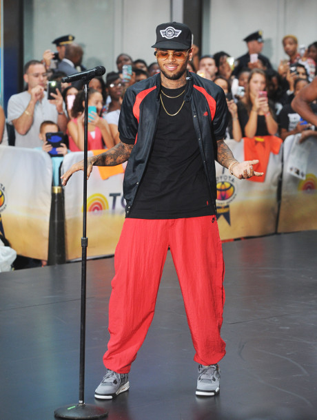 Chris Brown's Assault Charge Reduced to Misdemeanor -- Pleads NOT Guilty!