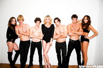 The Cast Of ABC's REVENGE Gets The Tyler Shields Treatment