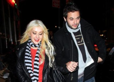 Christina Aguilera Talks About Boyfriend Matthew Rutler