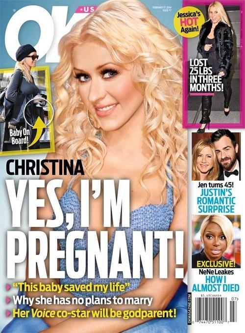 Christina Aguilera Pregnant But No Plans To Marry Boyfriend Matthew Rutler - Report (PHOTO)