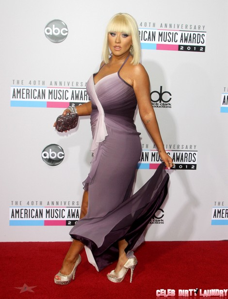 The 40th Anniversary American Music Awards in LA