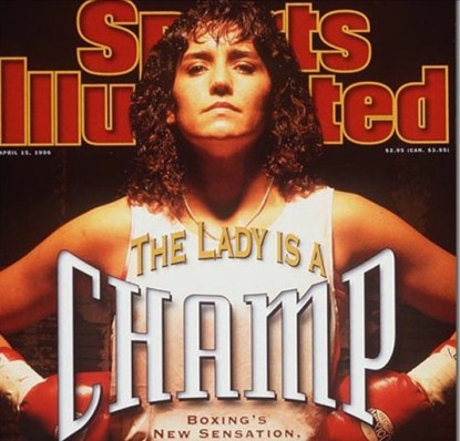 Female Boxing Legend Christy Martin Shot and Stabbed by Husband!