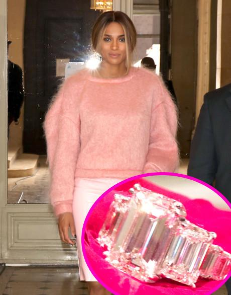 Ciara & Future Get Engaged -- They Copied Kim Kardashian & Kanye West's Plans!