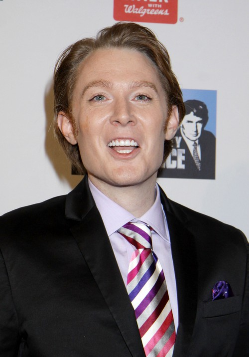 American Idol Finalist Clay Aiken Running For Congress?