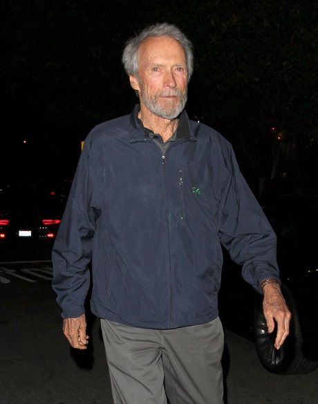Clint Eastwood Dating Christina Sandera: Moving In Together - Kicked Out Erica Tomlinson-Fisher?
