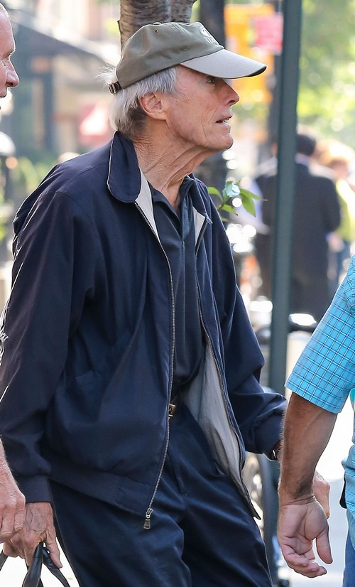 Clint Eastwood New Mistress Alert - Cheating On Erica Tomlinson-Fisher With Christina Sandera