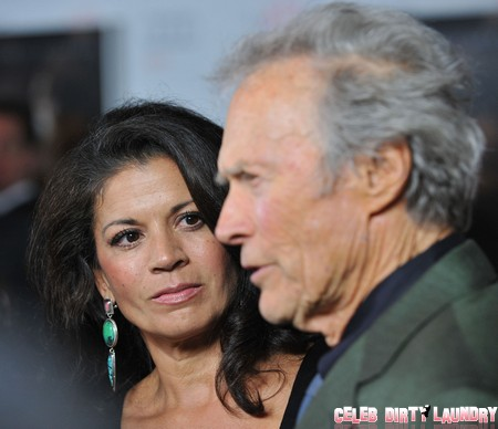 Clint Eastwood's Wife, Dina Ruiz, Checks Into Mental Hospital Rehab - Marriage On The Rocks and Reality Show Flops