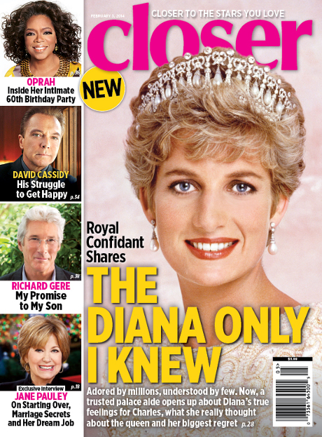 Princess Diana's True Feelings about Prince Charles Revealed -- Plus, what She Really Thought about the Queen! (PHOTO)