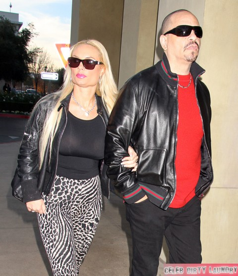 Coco Austin Pregnant - Baby Time for Ice Loves Coco?