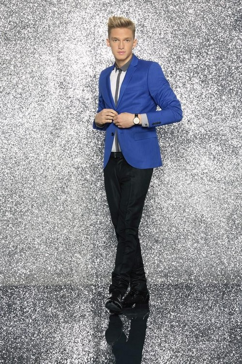 Cody Simpson Dancing With the Stars Foxtrot Video 4/7/14 #DWTS #switchup