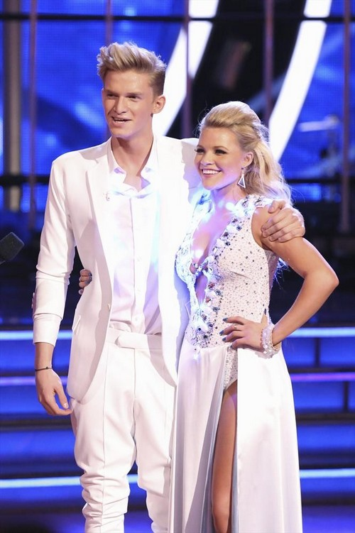 Cody Simpson Dancing With the Stars Jazz Video 3/31/14 #DWTS