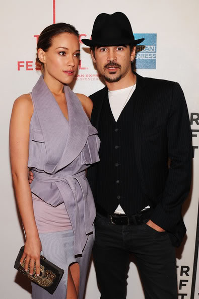 Another Celebrity Split - Colin Farrell And Alicja Bachleda-Curus