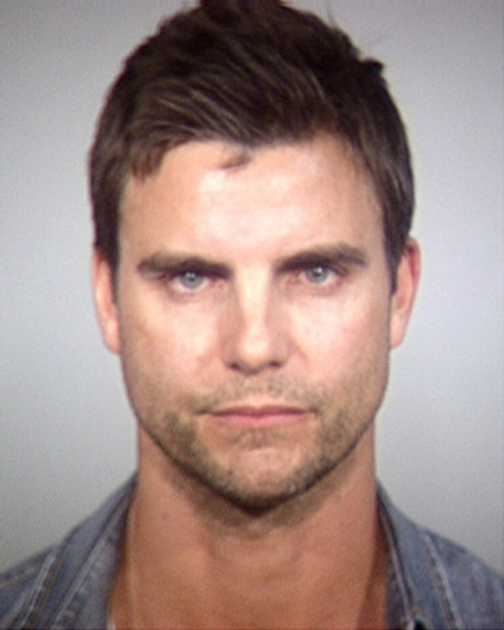 Colin Egglesfield Arrested After Freaking Out And Flipping Over Table At The Tempe Festival Of The Arts! (PHOTO)
