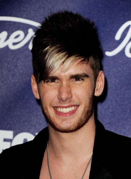 Colton Dixon American Idol 2012 'Time After Time' Video 4/4/12