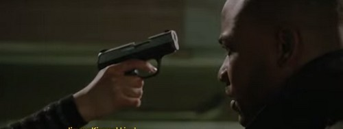 Scandal Spoilers: Columbus Short Fired - Harrison Wright Shot and Killed - No Longer A Gladiator On ABC Show