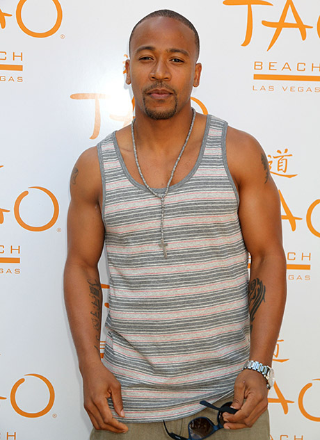 Scandal Star Columbus Short Threatened To Murder Wife Tuere Short And Then Commit Suicide: Restraining Order Issued!
