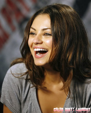 Mila Kunis Channels Her Inner Superheroine, Saves Man's Life