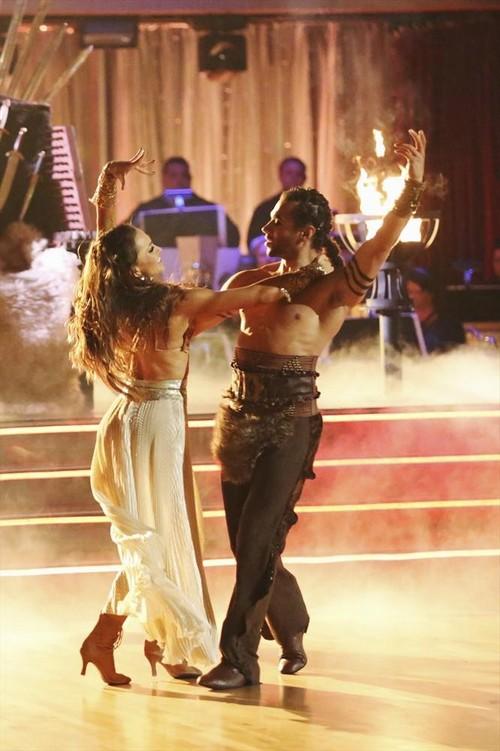 Corbin Bleu Dancing With the Stars Cha Cha Video 10/28/13