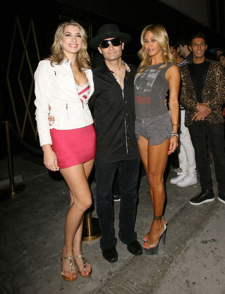 Corey Feldman Denies Allegations that he's an Orgy-Obsessed Playboy -- But we know the Truth!