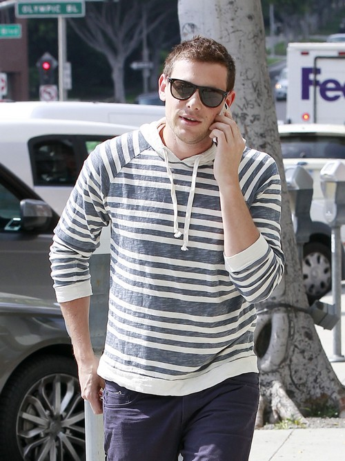 Cory Monteith Drug Death Confirmed? Vancouver Police Confirm Substances Found in Hotel Room