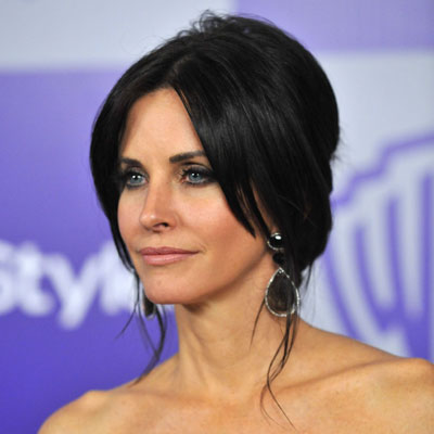 Courteney Cox Only Wants To Date Ugly Guys