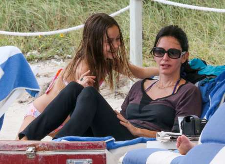 Courteney Cox and David Arquette Fighting Over Daughter Coco in Nasty Parenting Battle
