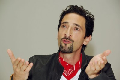 Courtney Love Paid $17,000 For A Date With Adrien Brody
