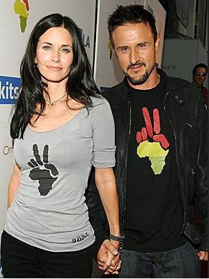 Courteney Cox Is NOT Getting A Divorce
