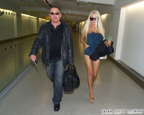 Courtney Stodden's Alleged Mistreatment At Hollywood Nightclub Bootsy Bellows - Outrageous!