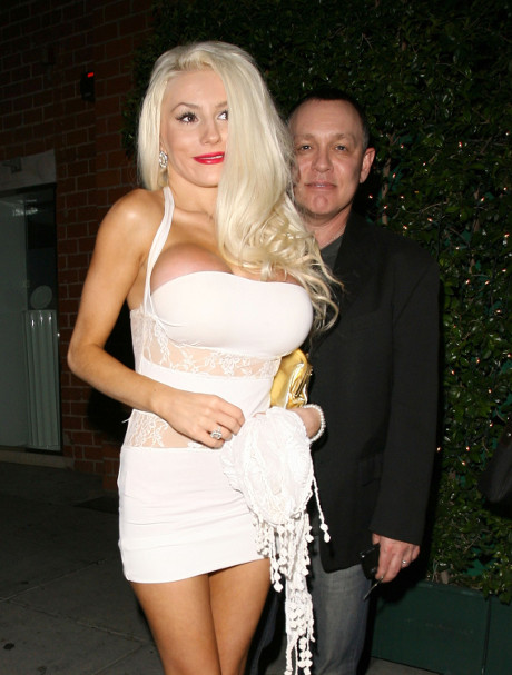 Courtney Stodden & Doug Hutchison Separate For Good -- Read Official Statement on their Divorce HERE!