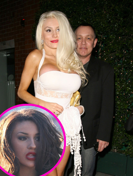 Courtney Stodden Dyes Hair Brown after Split from Husband Doug Hutchison: She's Moving On! (PHOTO)