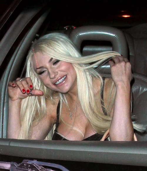 Courtney Stodden Living Apart From Doug Hutchison and Gets Her Own Reality Show