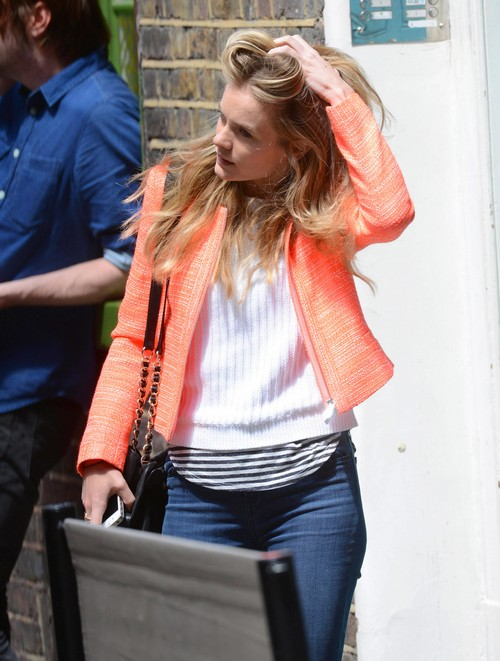 Cressida Bonas Parties At Glastonbury: Officially 'In' With Hollywood and Out With Prince Harry and The Royals