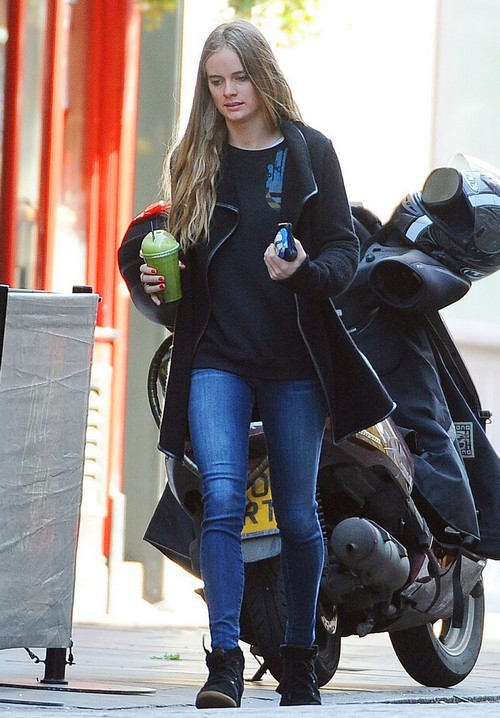 Cressida Bonas Finished With Prince Harry: She's Moved On With Acting Debut
