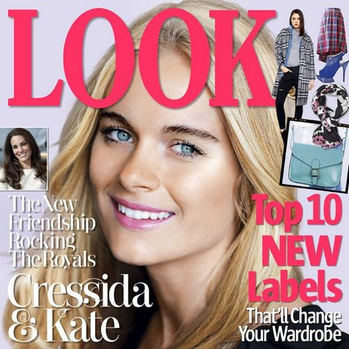 Kate Middleton and Cressida Bonas False Friendship: Kate Fears and Loathes Isabella Calthrope, Cressida's Half Sister