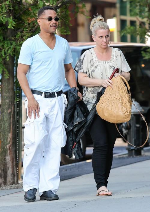 Cuba Gooding Jr. and Wife Separate - Sara Kapfer Files For Legal Separation - Divorce Next