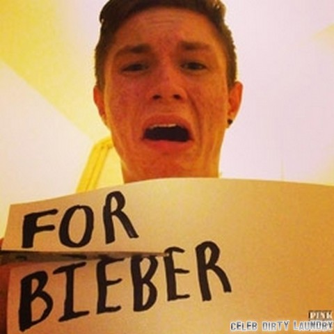 Justin Bieber's Nasty April Fool's Prank and Complete Photo History of Bieb's Hoaxes